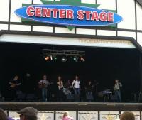 Matt Bunsen and the Burners at Center Stage, Lake Arrowhead Village