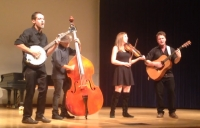 With Tyler Barabas, Alexandra Jackson, and Garrett Holbrook.