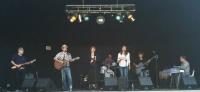 Matt Bunsen and the Burners - Center Stage, Lake Arrowhead Village CA