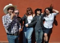 Matt Bunsen and The Burners - Therman, Duff, Vickie Lynn, Matt, Kristine